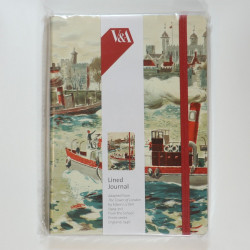 Tower of London Lined Journal