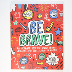 Be Brave Activity Book for...