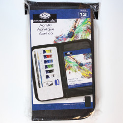 Acrylic Paint Set in Cloth...