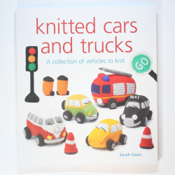 Knitted Cars and Trucks - A...