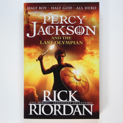 Percy Jackson and the Last...