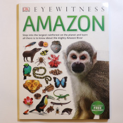 DK Eyewitness Amazon with...