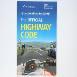 The offical highway code