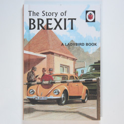 Story of Brexit a Ladybird...