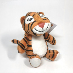 Soft Toy -Tiger who Came to...