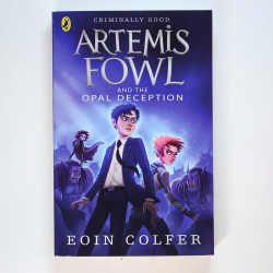 Artemis Fowl and the Opal...