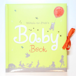 Winnie-the-Pooh's Baby Book...