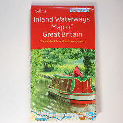 Inland Waterways Map of...