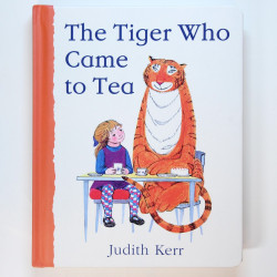 The Tiger who came to Tea -...