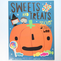 Sweets and Treats Sticker Book