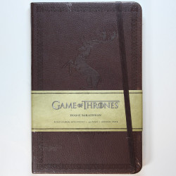 Game of Thrones Rulled Journal