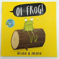 Oi Frog (Frog and Friends)